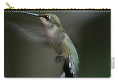 Carry-all Pouch featuring the photograph At Dawn by Barbara S Nickerson