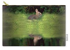 Dusk Bunny Carry-all Pouch