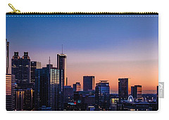 Atlanta Sunset Carry-all Pouch