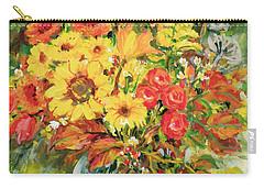 Autumn Arrangement Carry-all Pouch