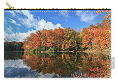Autumn At Boley Lake Carry-all Pouch