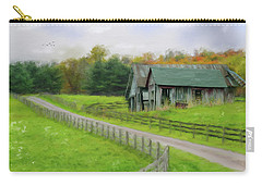 Autumn Barn Carry-all Pouch by Mary Timman