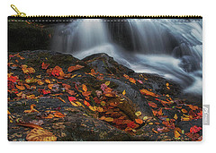 Autumn Cascade Carry-all Pouch