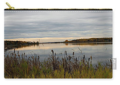 Carry-all Pouch featuring the photograph Autumn  by Rhonda McDougall