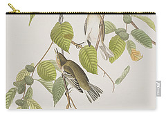 Autumnal Warbler Carry-all Pouch