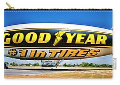 My Goodyear Blimp Ride Carry-all Pouch
