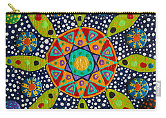 Ayahuasca Vision Carry-all Pouch