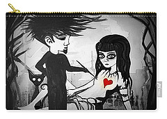 Badheart  Carry-all Pouch