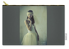 Ballerina Carry-all Pouch by Diane Diederich