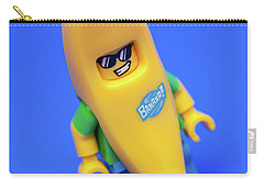 Banana Man Carry-all Pouch by Samuel Whitton