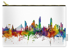 Bangkok Thailand Skyline Carry-all Pouch
