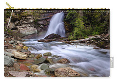 Baring Falls Carry-all Pouch by Jack Bell
