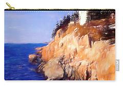 Bass Harbor Lighthouse,acadia Nat. Park Maine. Carry-all Pouch