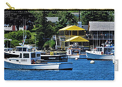 Bass Harbor Maine Carry-all Pouch