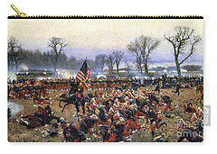 Battle Of Fredericksburg Carry-all Pouch by Granger