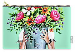 Be You Carry-all Pouch