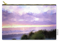 Beach Sawgrass Carry-all Pouch by Gary Grayson