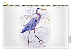 Beach Walker Carry-all Pouch