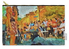 Beaches Jazz Festival Carry-all Pouch