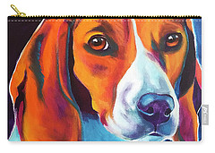 Beagle - Lucille Carry-all Pouch