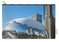 Bean Reflections Carry-all Pouch