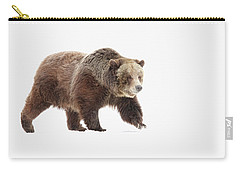 Bear Carry-all Pouch by Steve McKinzie