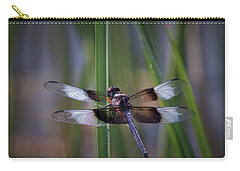 Beauty In The Desert Carry-all Pouch by Elaine Malott