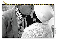Becky's Kiss Carry-all Pouch by Jesse Ciazza