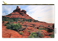 Bell Rock Carry-all Pouch by Kristin Elmquist