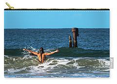 Belongil Beach Carry-all Pouch
