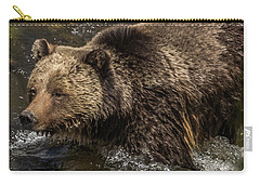 Beryl Springs Sow In The River Carry-all Pouch