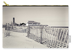 Carry-all Pouch featuring the photograph Beyond The Dunes by Colleen Kammerer