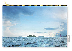 Binh Hai Beach, Quang Ngai Carry-all Pouch