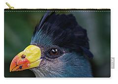 Bird Face Carry-all Pouch