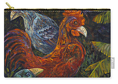 Birditudes Carry-all Pouch by Claudia Goodell