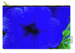 Blue Beauty Carry-all Pouch by Joe Burns
