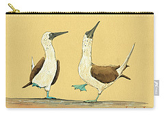 Boobies Carry-all Pouches