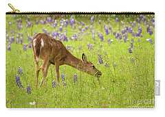 Bluebonnet Lunch Carry-all Pouch