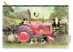 The Farmyard Carry-all Pouch