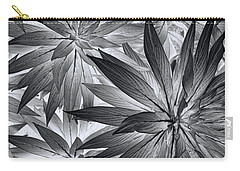 Carry-all Pouch featuring the photograph Botanical by Wayne Sherriff