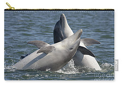 Bottlenose Dolphins  - Scotland  #15 Carry-all Pouch