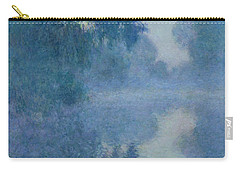Branch Of The Seine Near Giverny Carry-all Pouch