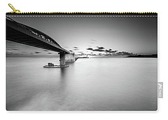Carry-all Pouch featuring the photograph Bridge by Okan YILMAZ