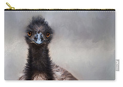 Bright Eyes Carry-all Pouch by Robin-Lee Vieira