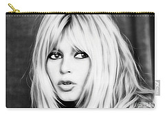 Brigitte Bardot Collection Carry-all Pouch