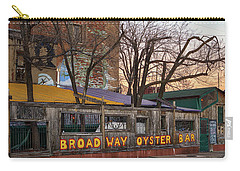 Broadway Oyster Bar Carry-all Pouch