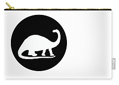 Brontosaurus Carry-all Pouch by Mordax Furittus