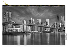 Brooklyn Bridge From Dumbo Carry-all Pouch