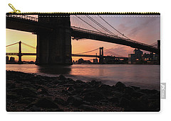 Brooklyn Sunrise Carry-all Pouch