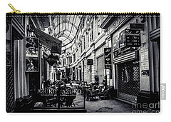 Monochrome Bucharest  Macca - Vilacrosse Passage Carry-all Pouch